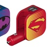 Batman or Superman 2-in-1 Dual-Port Car and Home Charger