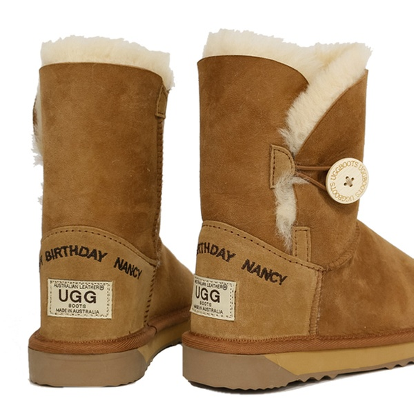 73e770393bf From $99 for a Pair of Australian Leather Personalised UGG Boots (Don't Pay  up to $259)