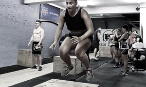 Crossfit168 GYM Sydney City: 4 Weeks of Unlimited CrossFit Training for One ($19) or Two People ($35) at Crossfit168 (Up to $600 Value)