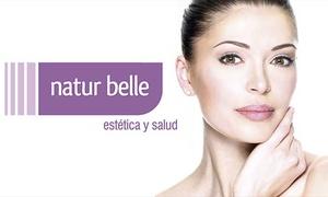 Natur Belle: Pacchetto bellezza viso con peeling, massaggio e radiofrequenza con Natur Belle (sconto fino a 68%). Valido in 20 sedi