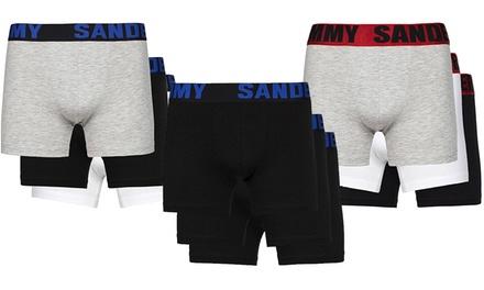 Pack de 3 boxers Jimmy Sanders