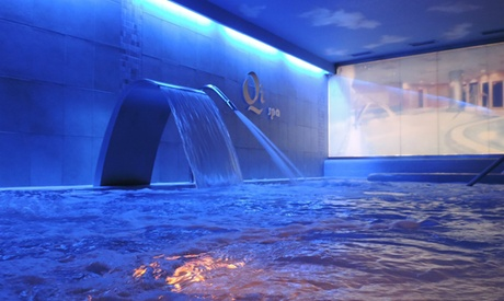 Circuito spa con opción a masaje para 2 personas desde 24,95 € en Qi Spa
