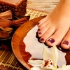 Up to 46% Off Pedicure