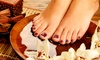 Up to 36% Off Pedicure at Kimberly's Nail Studio