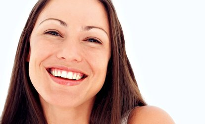 Dental Checkup with Optional Teeth Whitening at Sunset Center for Dental Excellence (Up to 93% Off)
