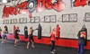 All In Boxing and Fitness - Scottsdale: One Month of Unlimited Fitness Classes for One or Two at All In Boxing and Fitness (Up to 82% Off)