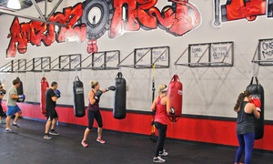 AmenZone Fitness: One Month of Unlimited Fitness Classes for One or Two at AmenZone Fitness DC Ranch (Up to 75% Off)