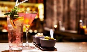 Locus Pub: Napoje i przekąski: 19,99 zł za groupon o wartości 30 zł i więcej opcji do wydania w shot barze Locus Pub (do -40%)