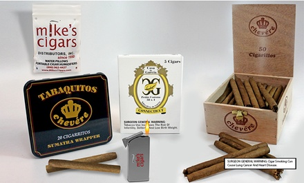 Small Cigar Samplers from Mike's Cigars