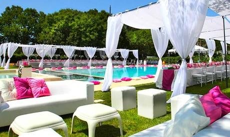 Puglia: fino a 7 notti con colazione o mezza pensione, spiaggia e piscina per 2 persone alla Tenuta Monacelle