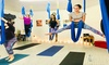 Up to 68% Off Aerial Yoga Classes at ZenZen Yoga Arts