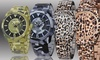 SO & CO Men's and Women's Printed Watches