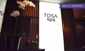 Tosa Spa: 60-Minute Spa Treatment with optional 30-Minute Scrub or Body Wrap for One or Two at Tosa Spa (Up to 56% Off)