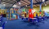 Play Centre Entry for Two Kids