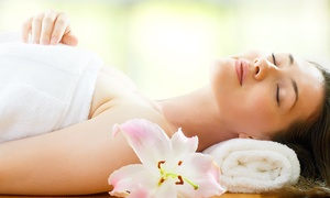 Heavenly Massage: Massage, Nailcare, or Skincare at Heavenly Massage (Up to 38% Off). Five Options Available.