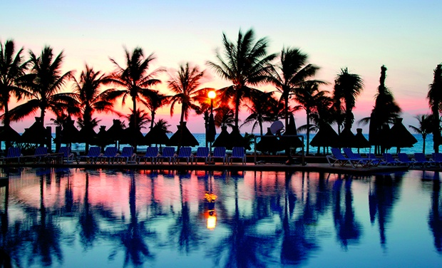 TripAlertz wants you to check out ✈5-Night All-Inclusive Viva Wyndham Maya Stay w/Air. Price per Person Based on Double Occupancy (Buy 1 Groupon/Person). ✈ All-Inclusive Mexico Vacation with Airfare from Travel by Jen - All-Inclusive Mexico Vacation