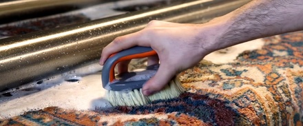 Cleaning for Up to Two Area Rugs at Ayoub N&H (Up to 52% Off). Two Options Available.
