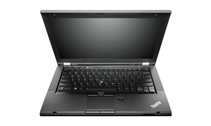 Lenovo ThinkPad T530i Windows Vista 32-BIT
