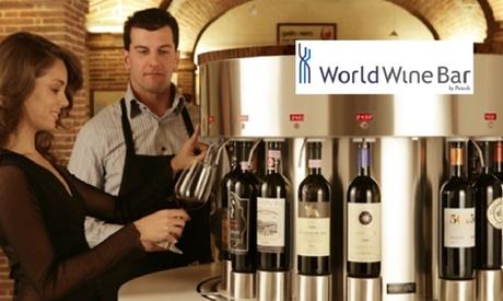 World Wine Bar by Pieroth(ワールドワインバー by ピーロート)名古屋栄店