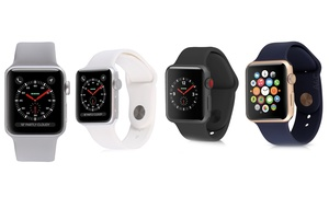 Apple Watch Series 3 with GPS and Cellular LTE (Refurbished A Grade)