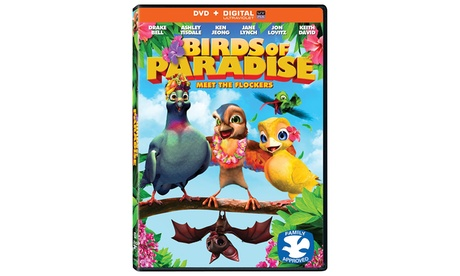 Birds of Paradise: Meet the Flockers on DVD and UltraViolet Digital bd52cefc-ad93-11e6-bdad-002590604002