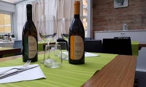 Ristorante Verdebio: Menu vegano e vegetariano con dolce e calice di vino per 2 o 4 persone al Ristorante Verdebio (sconto fino a 68%)