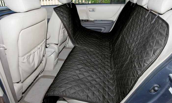 Insulated Quilted Water Resistant Car Seat Covers