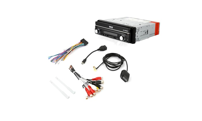 android stereo receiver with touchscreen  gps  bluetooth