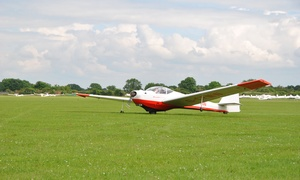 Bicester Gliding Centre: Motorglider Flight for Children Over 12 with Three-Month Membership at Bicester Gliding Centre (86% Off)