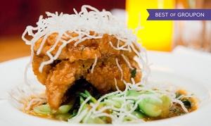 Wild Ginger Asian Fusion & Sushi Bar: $30 Worth of Pan-Asian Dinner Cuisine at Wild Ginger Asian Fusion & Sushi Bar