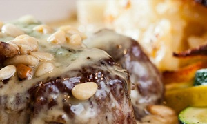 The Earle Restaurant: French and Italian Dining at The Earle Restaurant (Up to 40% Off). Three Options Available.