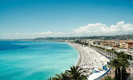 Nice : 1 à 3 nuits en chambre double Confort avec petit déjeuner à l'Hôtel Le Seize Nice pour 2 personnes