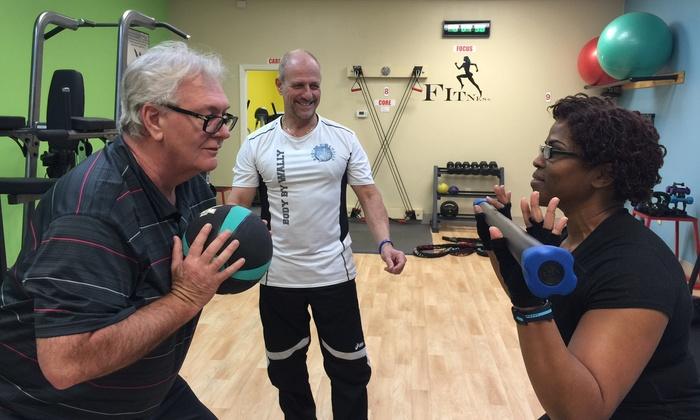 Body By Wally Personal Training Studio - Body by Wally - Personal Fitness Training Studio: $81 for $230 Worth of Fitness Classes — BODY BY WALLY -Personal Training Studio