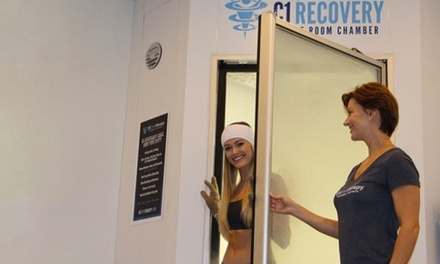 One, Three or Five Whole-Body Cryotherapy Sessions at US Cryotherapy (Up to 46% Off)