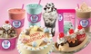 Up to 60% Off Value Towards Ice Cream & Cakes at Baskin Robbins