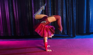 The Cotton Candy Club: 5, 10, or 15 Aerial and Flexibility classes at The Cotton Candy Club (Up to 56% Off)