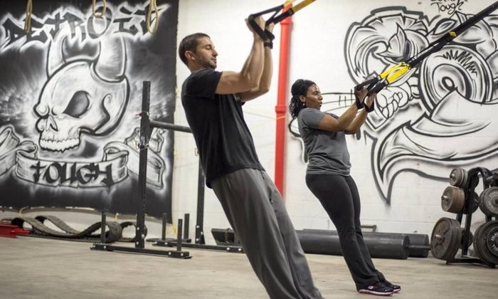 Lamontagne Fitness - Detroit: Fitness Assessment and Customized Workout Plan at LaMontagne Fitness (70% Off)
