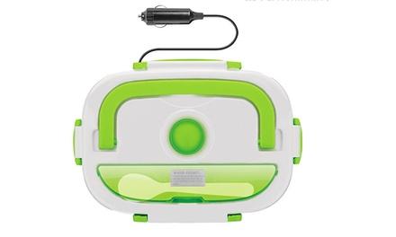 1 ou 2 Lunchbox chauffantes câble voiture, dès 19,90 €
