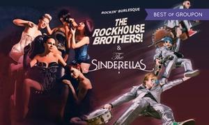 """Imperial Theater: 1 Ticket für """"Rockin' Burlesque"""" zwischen Februar und April im Imperial Theater Hamburg (bis zu 42% sparen)"""
