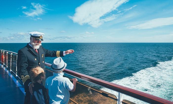 Gdynia-Szwecja: majówkowy rejs promem ze Stena Line