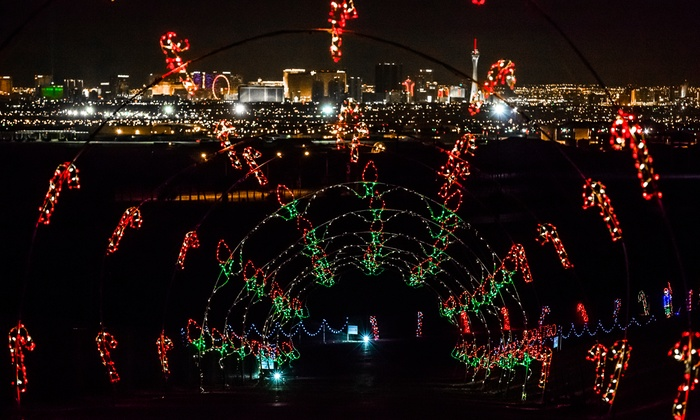 glittering lights 2018 las vegas nv groupon