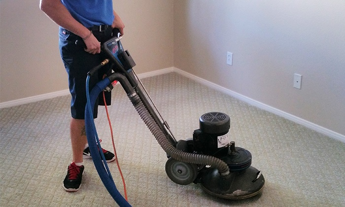 Powers Carpet Care - Orange County: Carpet Cleaning or Tile and Grout Cleaning from Powers Carpet Care (Up to 56% Off). Three Options Available.