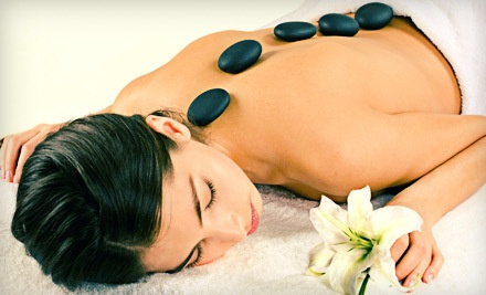 One 60-Minute Deep-Tissue Massage with Hot Stones - Soothe Therapeutic Massage in Spring