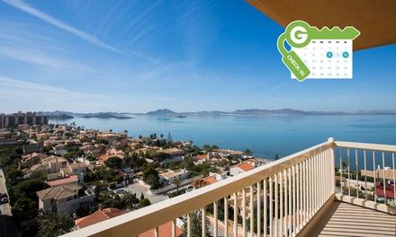 La Manga del Mar Menor: habitación doble o twin con media pensión y opción a spa para 2 en Poseidón la Manga Hotel & Spa