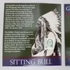 Sitting Bull Coin and Stamp Collection
