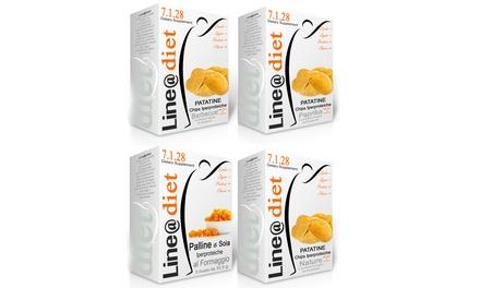 Patatine proteiche Line@Diet