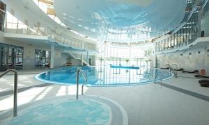 Copernicus Hotel Toruń: Całodzienne wejście na basen od 34,99 zł i więcej w Copernicus Hotel Toruń (do -50%)