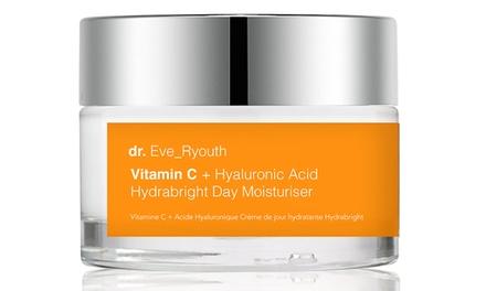 1, 2 o 3 cremas con vitamina C y ácido hialurónico