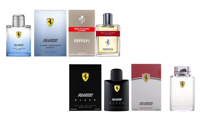 Profumi Ferrari EDT uomo da 125 ml