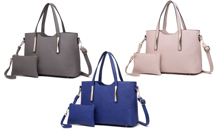 Handbag and Purse Set